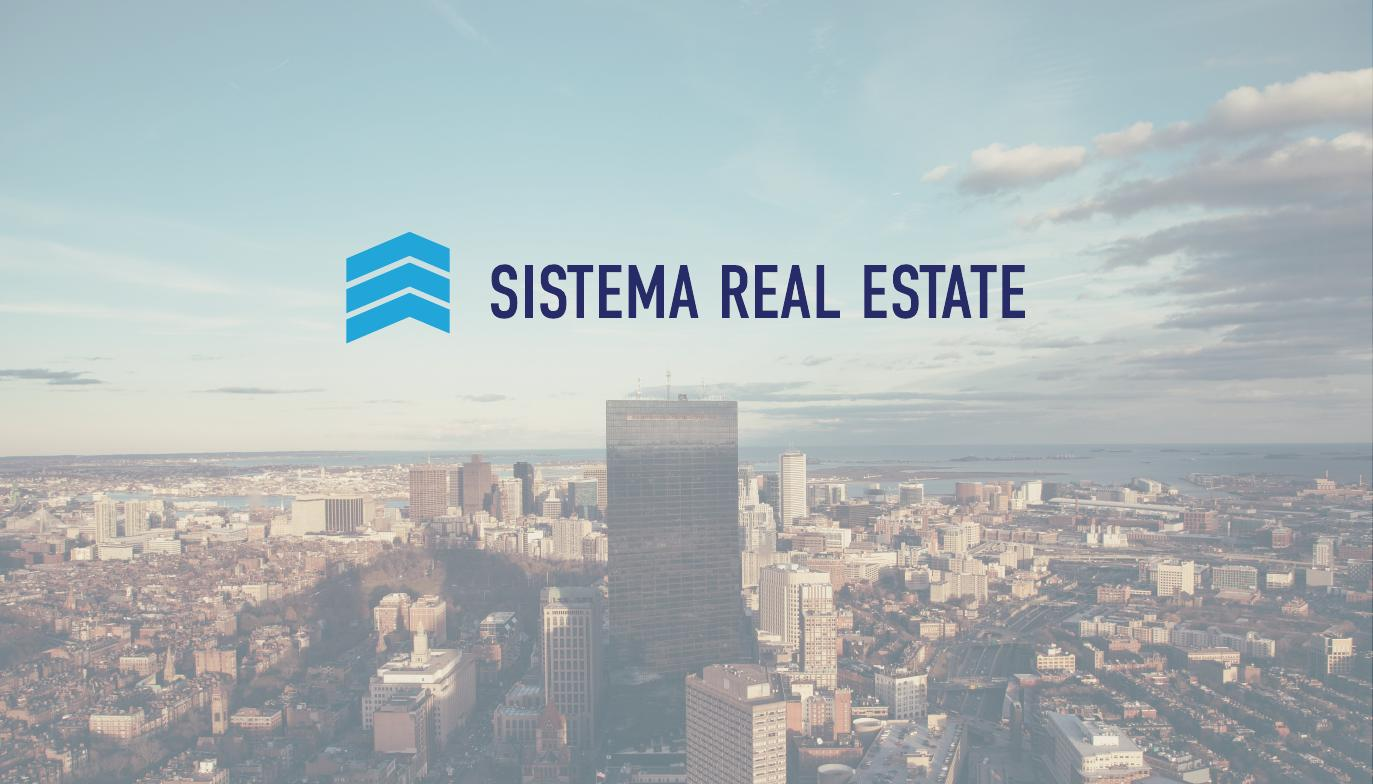 Логотип Sistema Real Estate